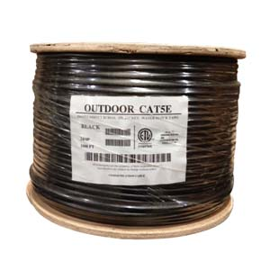 Outdoor Bulk CAT 5E Cable