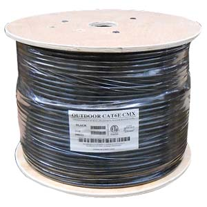 Outdoor Bulk CAT 6 Cable