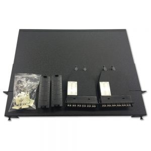 "19"" Fiber Optic Jumpers Fiber Optic MPO Patch Panels"