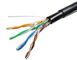 Outdoor CAT 5E Basic Cable Patch Cables