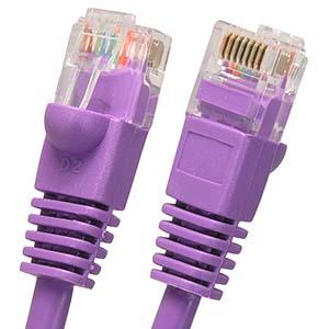 CAT 6 Purple Patch Cable