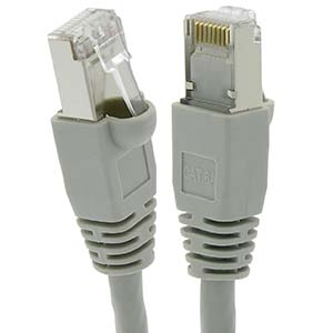 CAT 6A Shielded (SSTP) Booted Cables