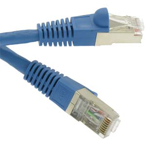 CAT 7 Shielded (SSTP) Booted Cables