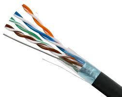 Outdoor CAT 5E Shielded - UV Rated Patch Cables