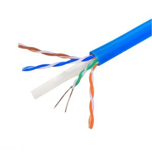 Bulk CAT 6A PVC Riser Cable